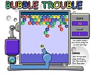 Bubble trouble online j�t�kok
