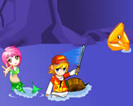Mermaid Rescue online csajos j�t�k