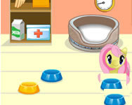 My cute pony day care l�nyos j�t�kok