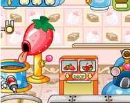 My Ice Cream Factory online j�t�k
