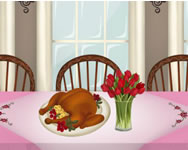 Thanksgiving dinner with Justin and Selena online j�t�k