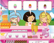 The ice cream parlour l�nyos j�t�kok