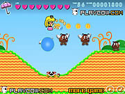 Princess peach adventure online játék